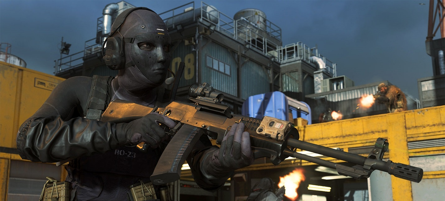 Raven исправит камуфляж Near Dark для оперативника Роуз в Call of Duty: Warzone
