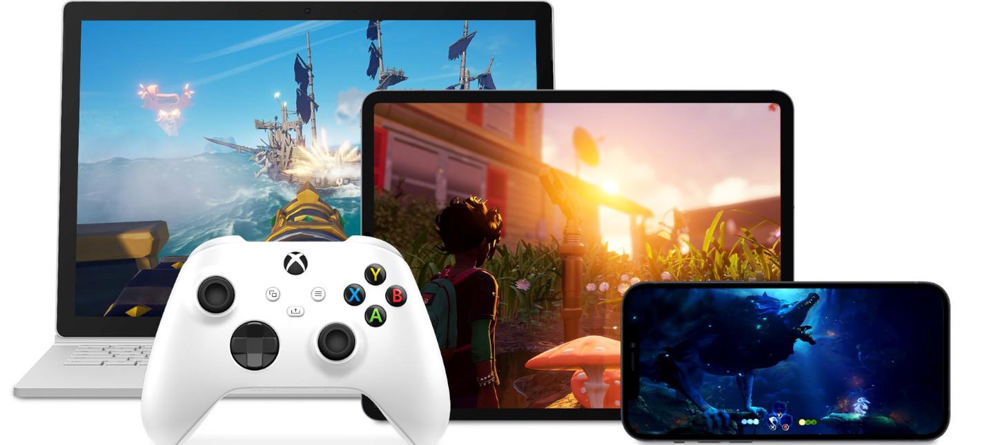 Microsoft начала тестировать облачный гейминг для PC и iOS на подписчиках Xbox Game Pass Ultimate