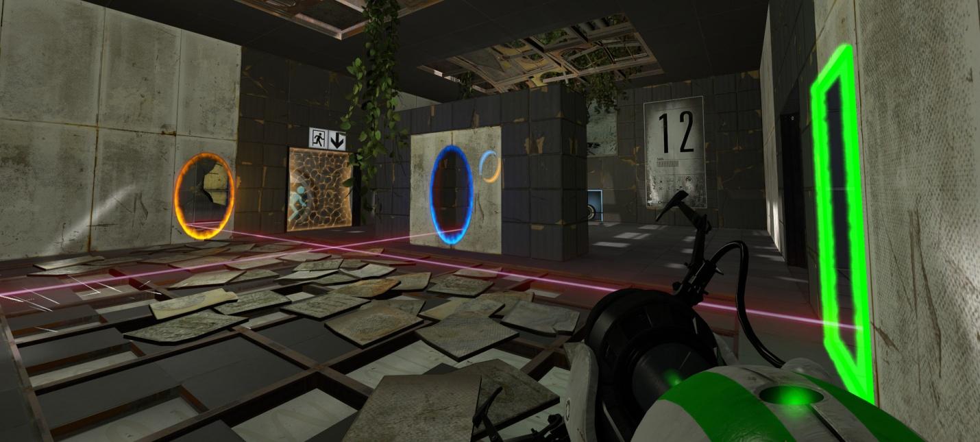Для Portal вышел мод с тремя порталами