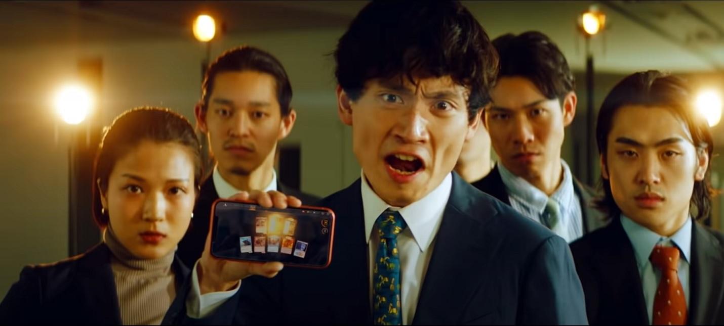 Японская реклама мобильной Magic: The Gathering Arena превращает людей в персонажей игры