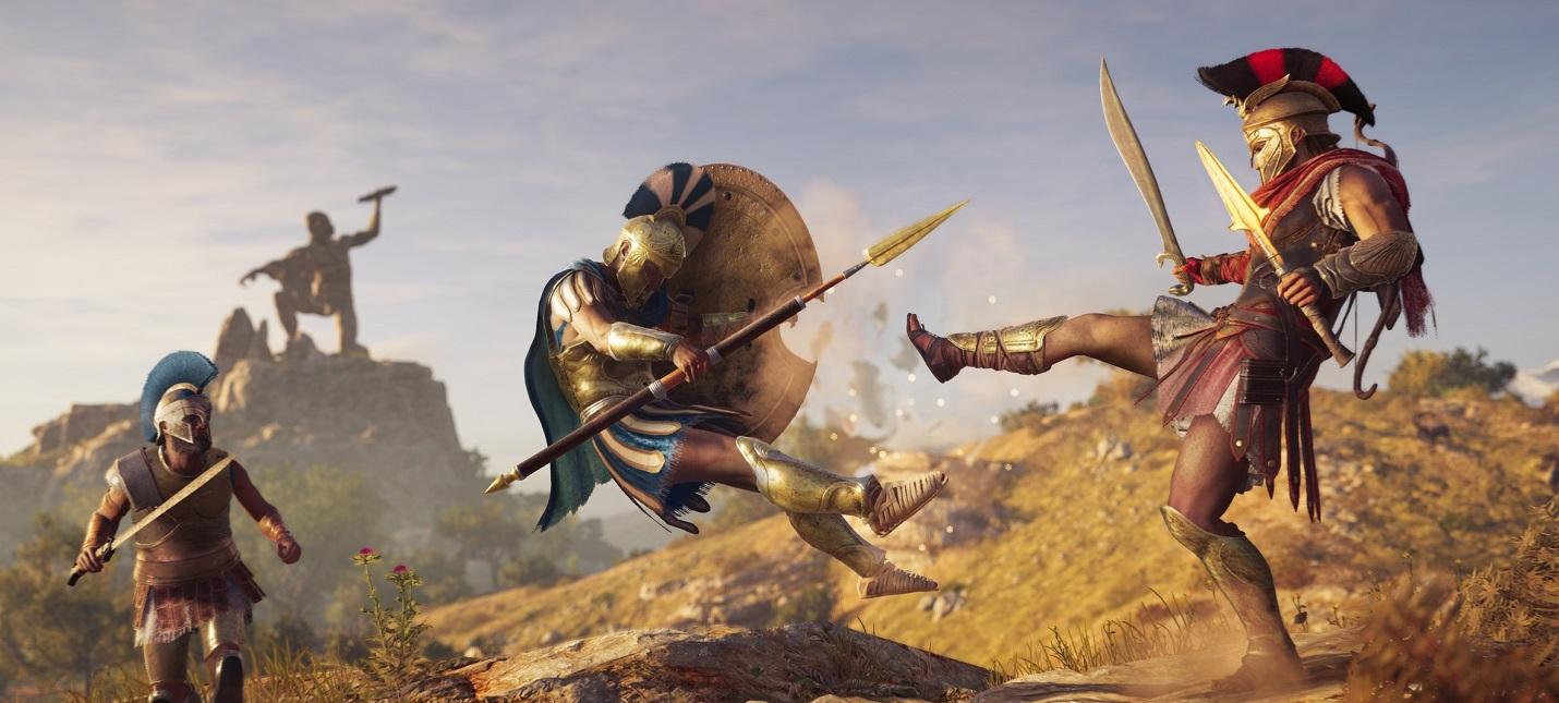 Геймдев Лекция о процедурной генерации сцен диалогов в Assassins Creed Odyssey