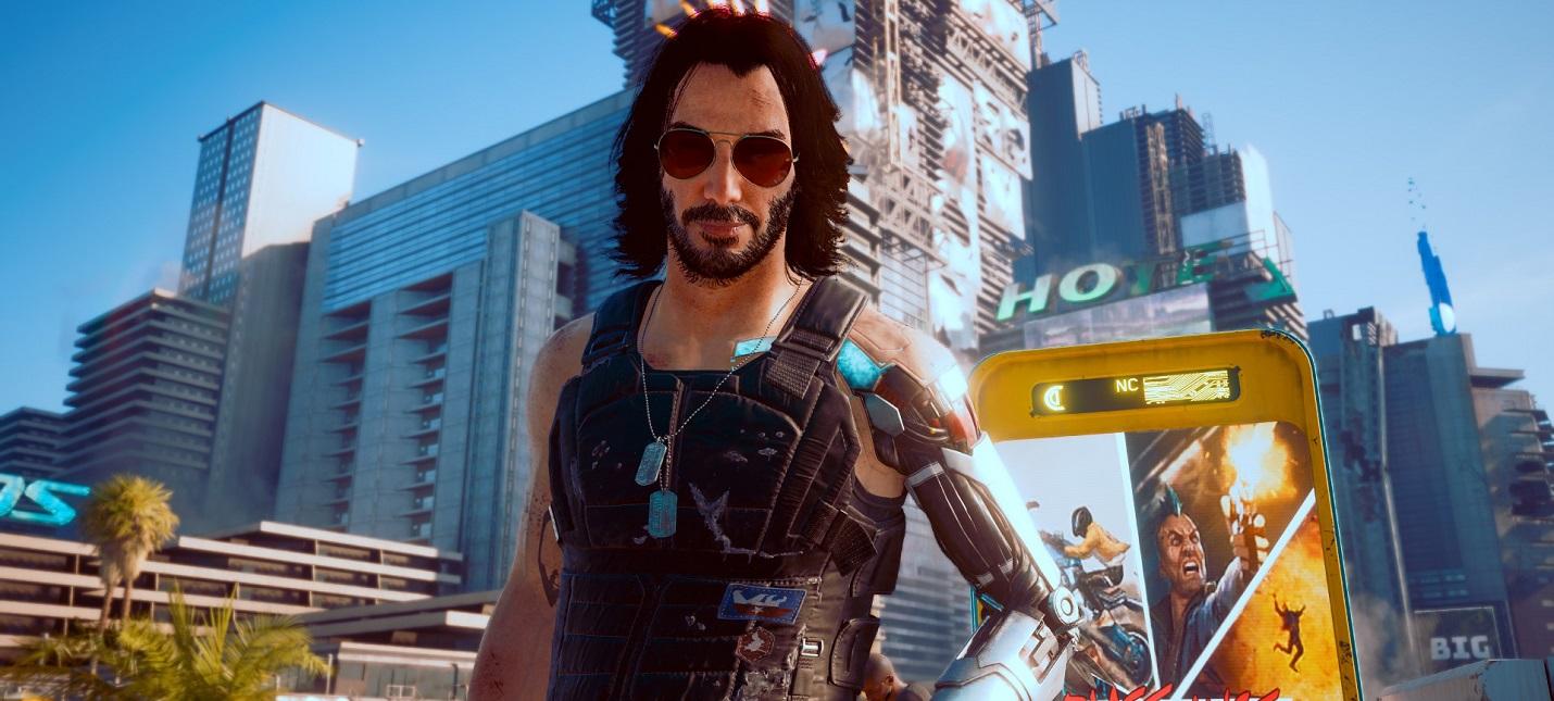 Моддеры вернули в Cyberpunk 2077 вырезанные квесты и оригинальный облик Ви