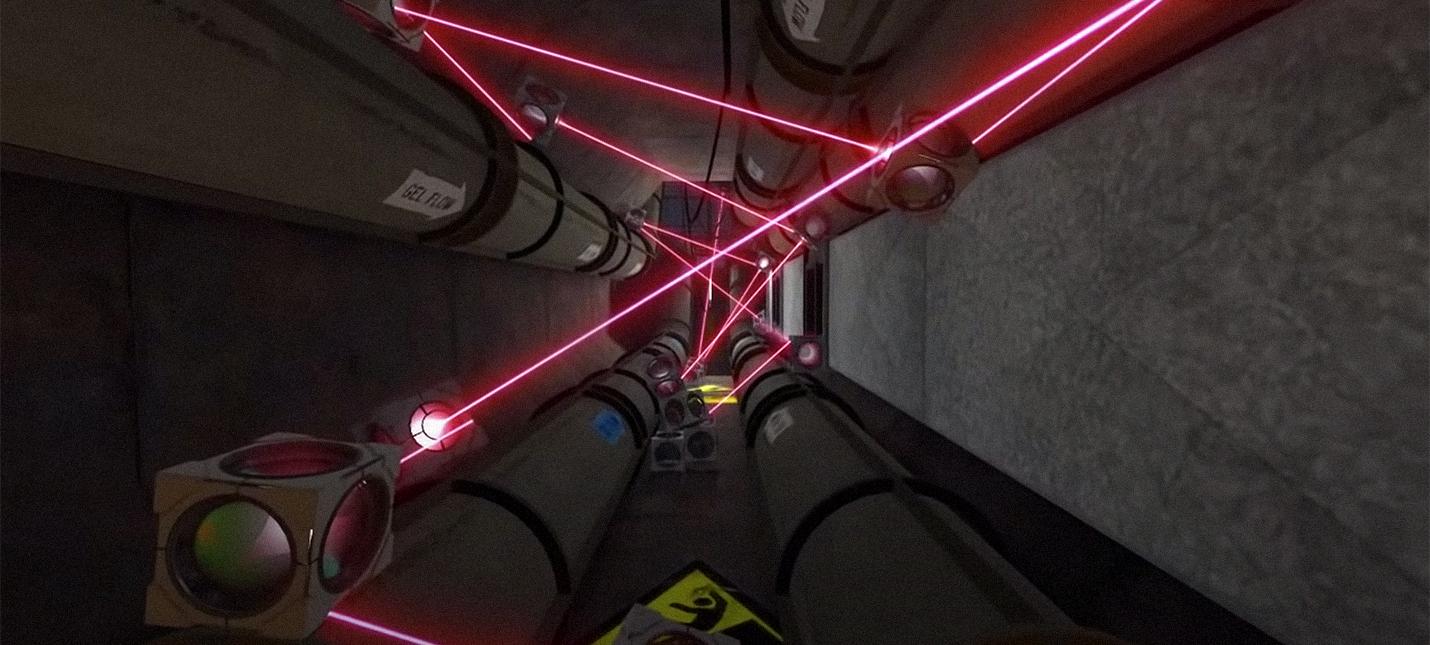 Этот игрок Portal 2 создает совершенно сумасшедшие уровни