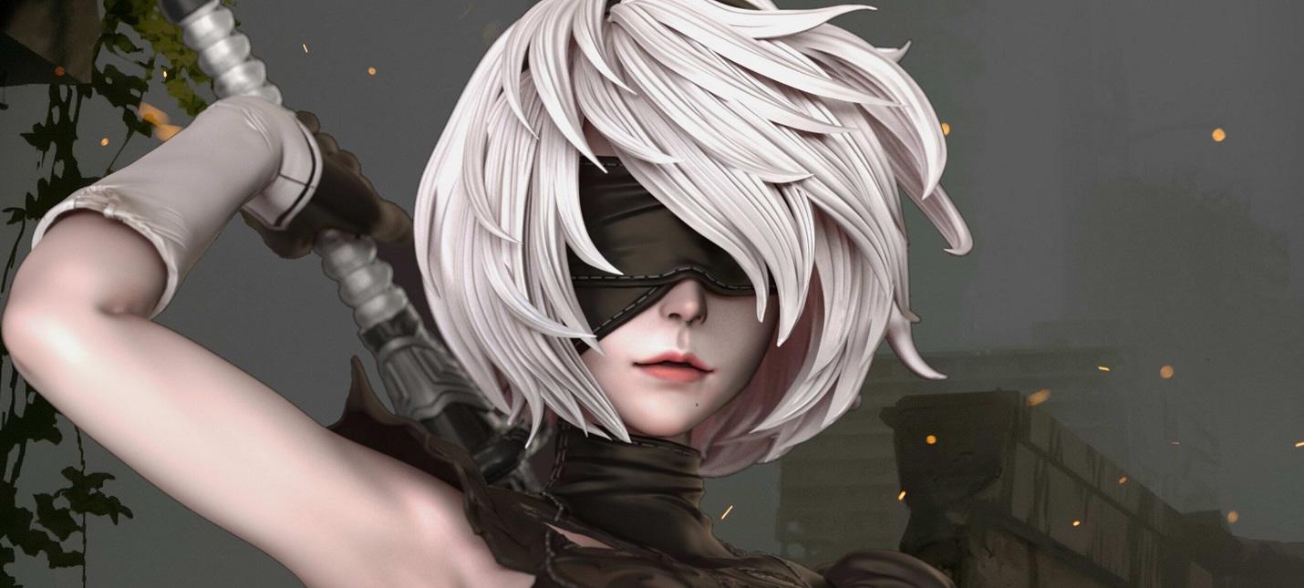 Square Enix набирает сотрудников для работы над играми серии NieR