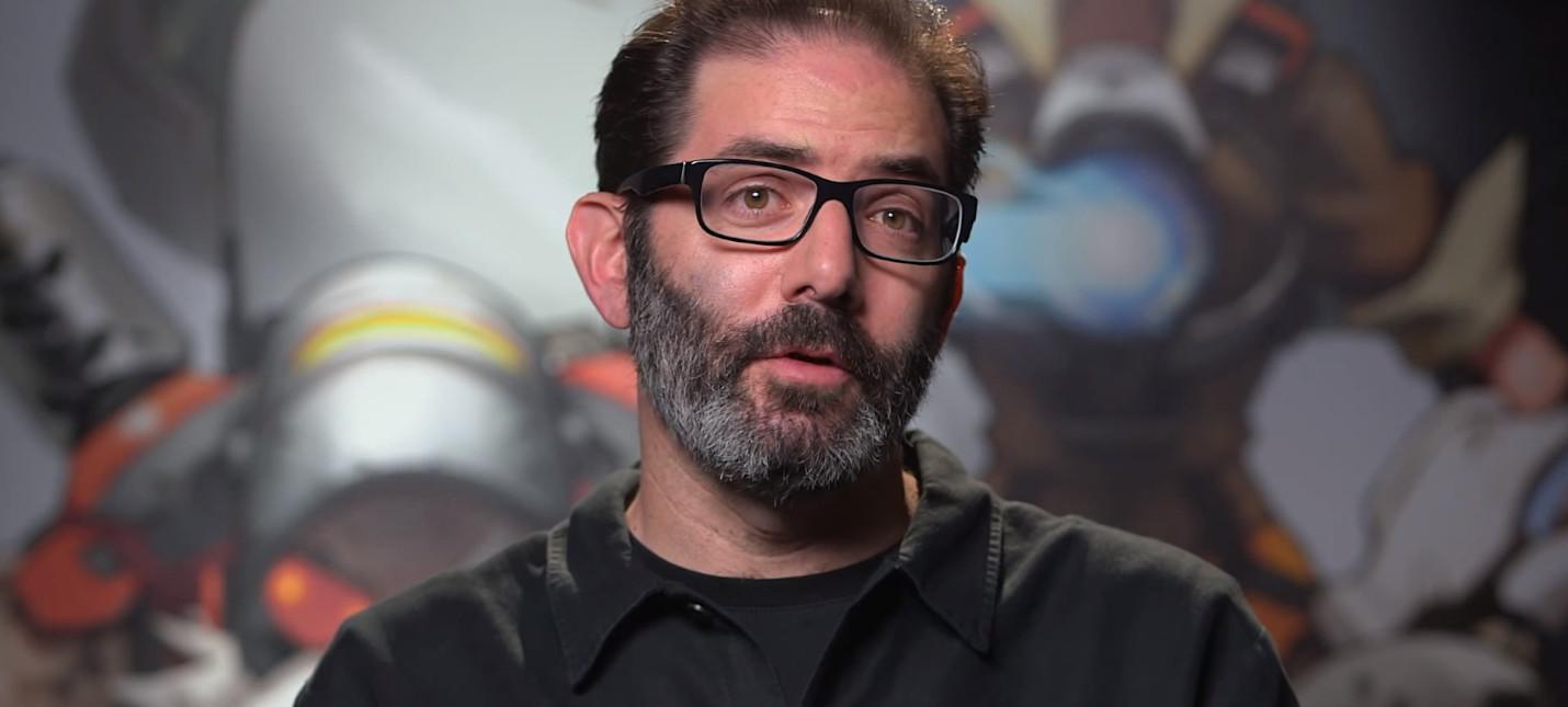 Джефф Каплан ушел из Blizzard