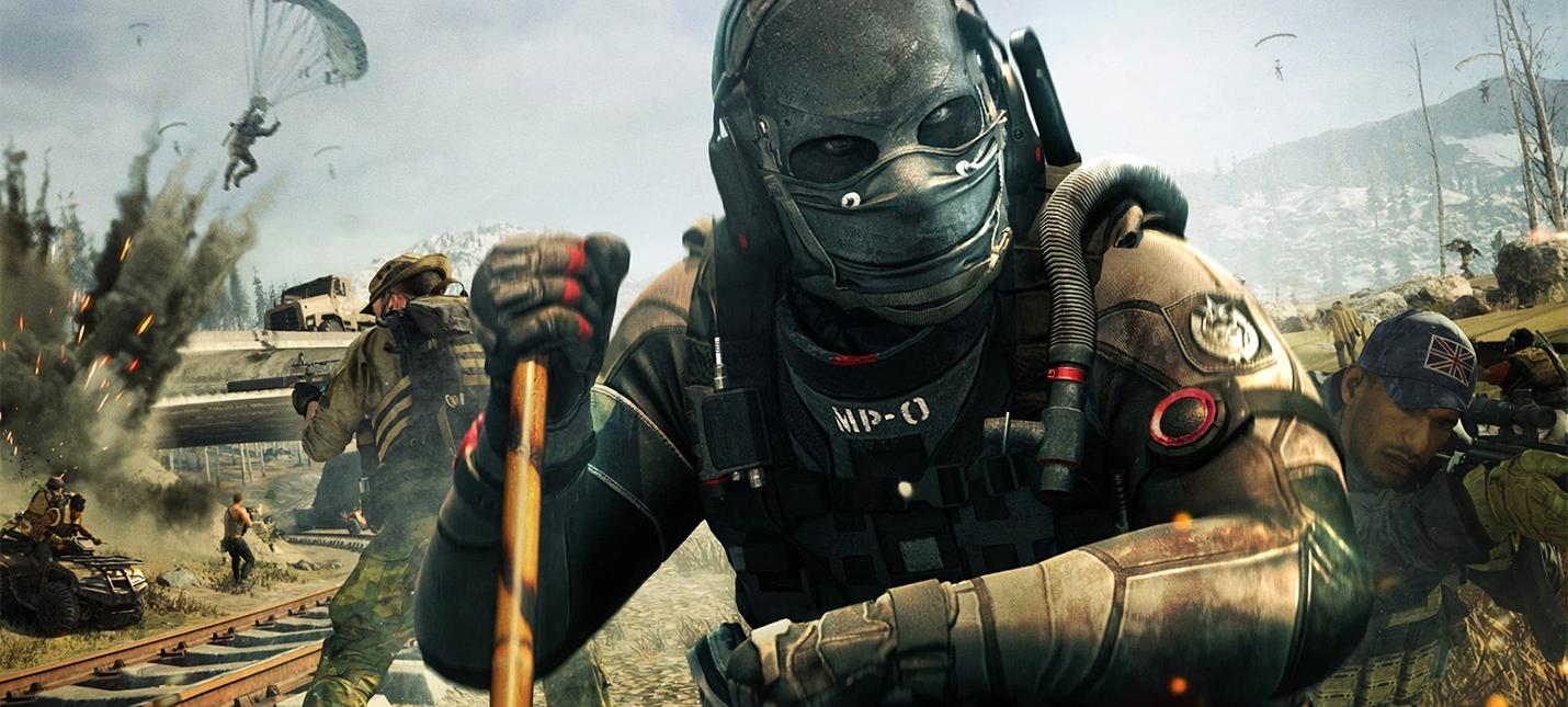 Количество игроков Call of Duty: Warzone превысило 100 миллионов