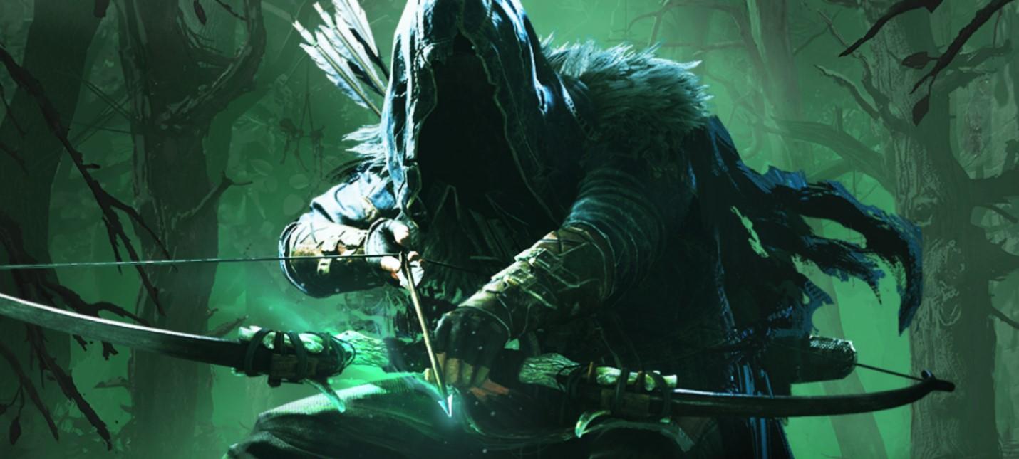 Игровой процесс за разные классые в геймплее Hood Outlaws amp Legends