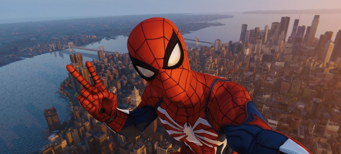 Геймдев: Создание живого Нью-Йорка для Spider-Man