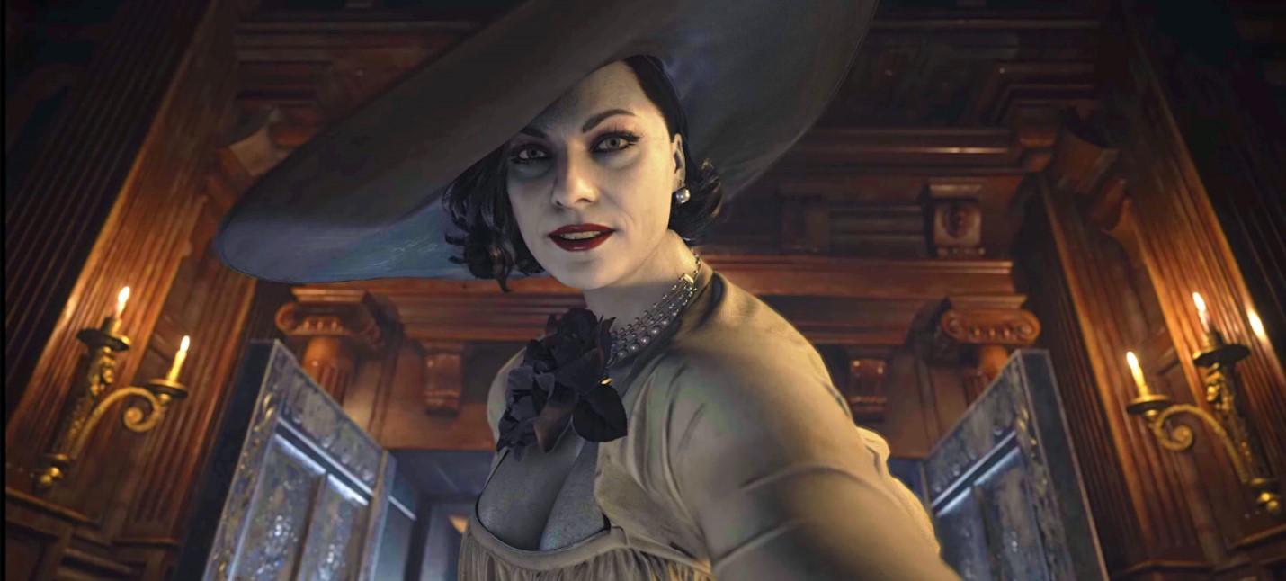 Digital Foundry провела анализ демоверсии Resident Evil Village на PS5, PS4 и PS4 Pro