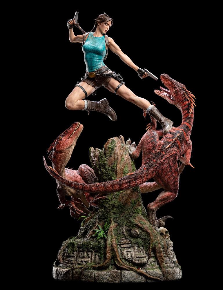 VFX-студия Weta Workshop выпустит статуэтку Лары Крофт за 115 тысяч рублей