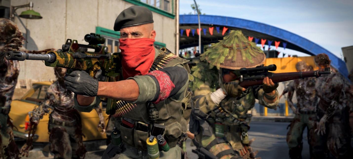 Оружие в Black Ops Cold War теперь можно разблокировать через зомби-режим