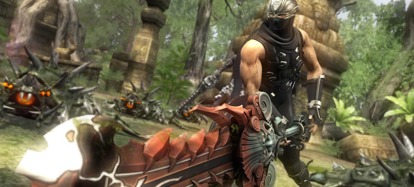 Кровавые сражения в новом трейлере Ninja Gaiden: Master Collection