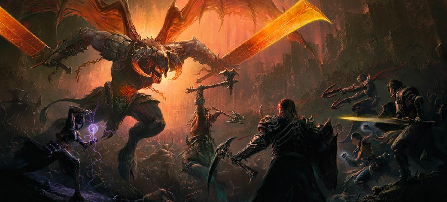 Новый класс, PvP-система и рейд на 48 человек в обзорном трейлере альфы Diablo Immortal