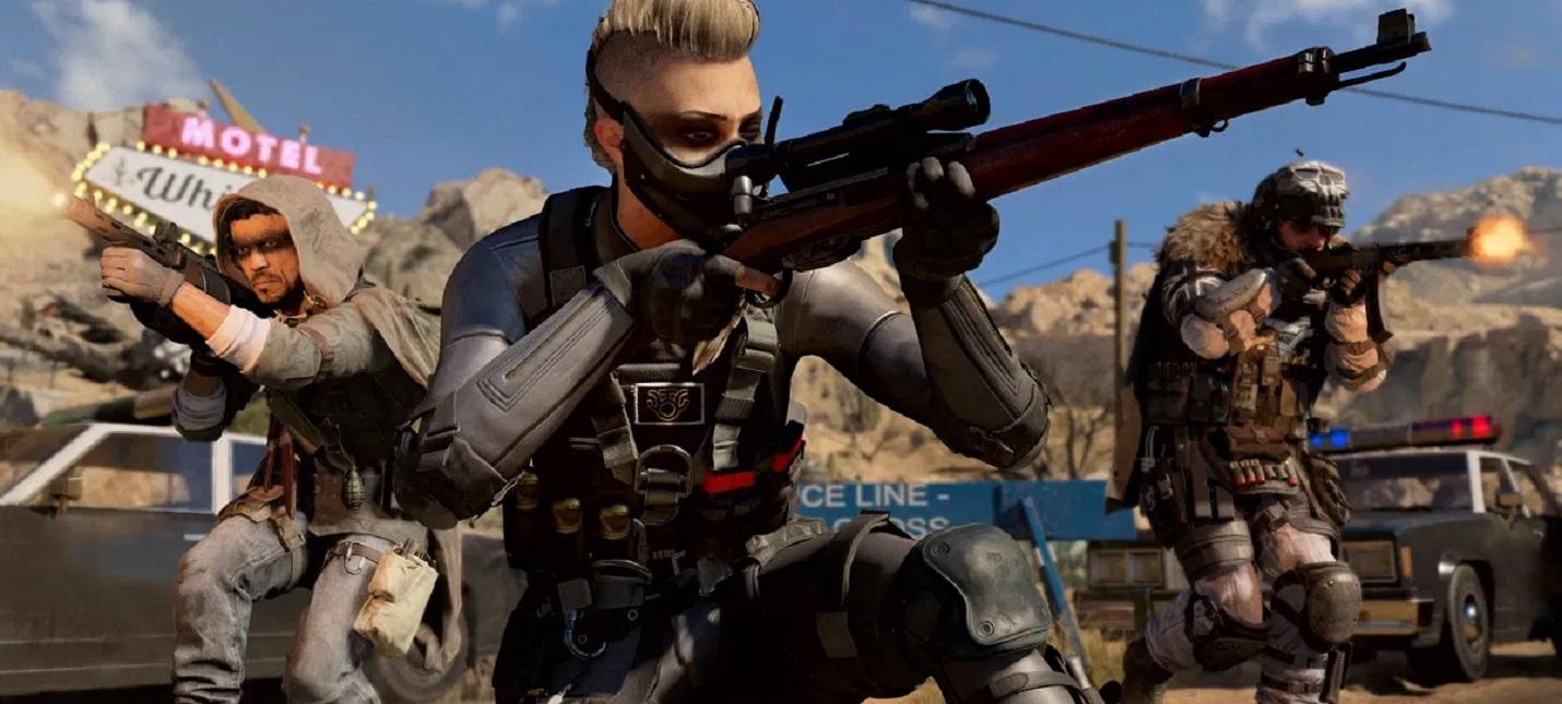 Call of Duty Warzone получила поддержку DLSS и новый ГУЛАГ