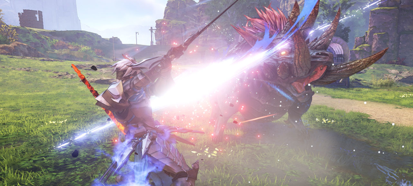 Новый геймплейный трейлер Tales of Arise