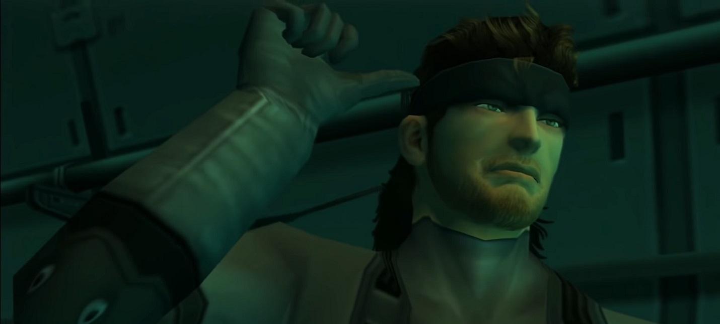 Дэвид Хейтер прокомментировал слухи о разработке ремейка Metal Gear Solid