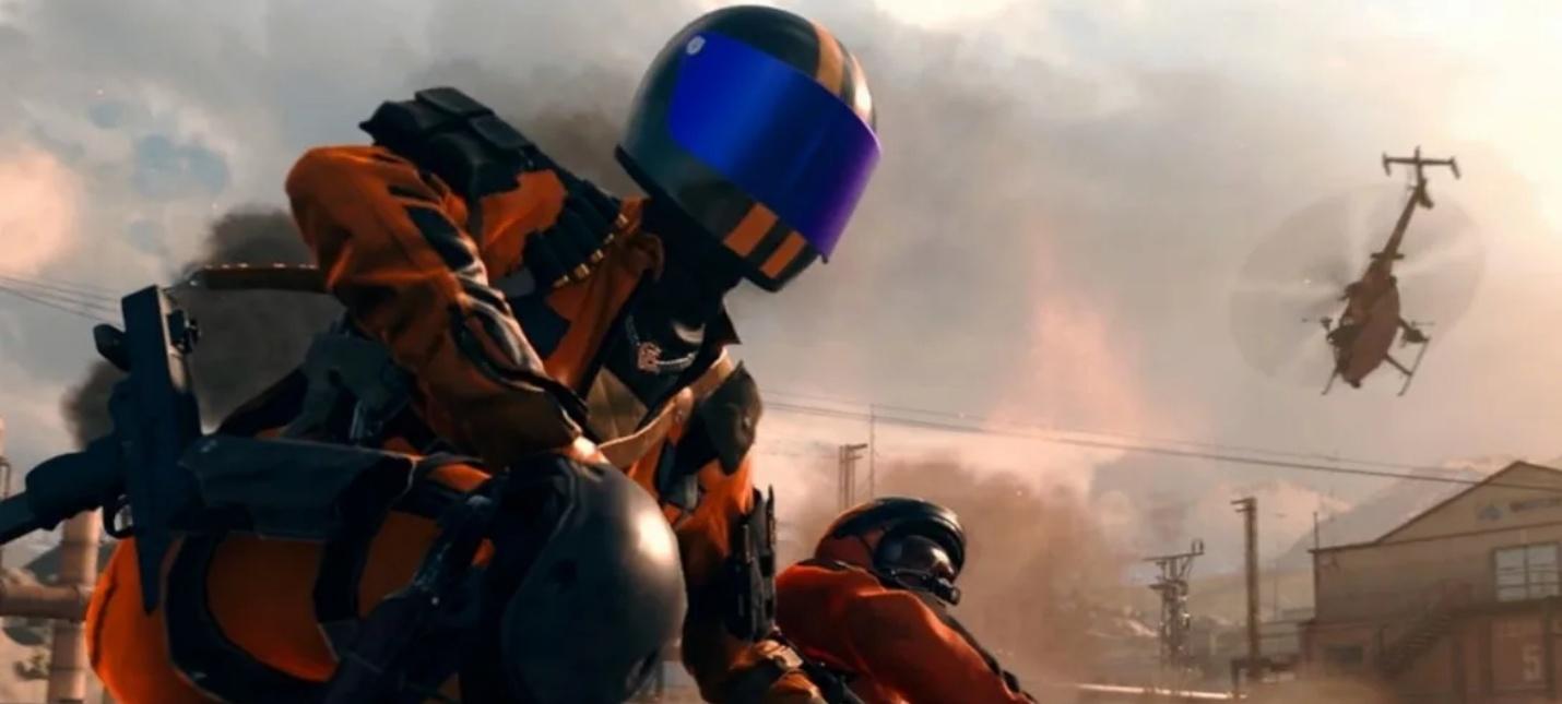 Трейлер и детали нового Верданска в Call of Duty Warzone