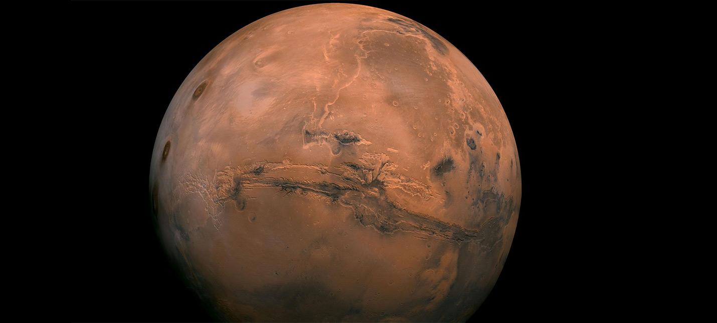 Ровер Perseverance добыл из атмосферы Марса кислород
