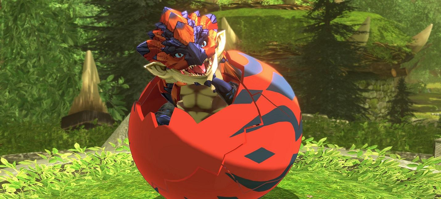 Системные требования PC-версии Monster Hunter Stories 2: Wings of Ruin