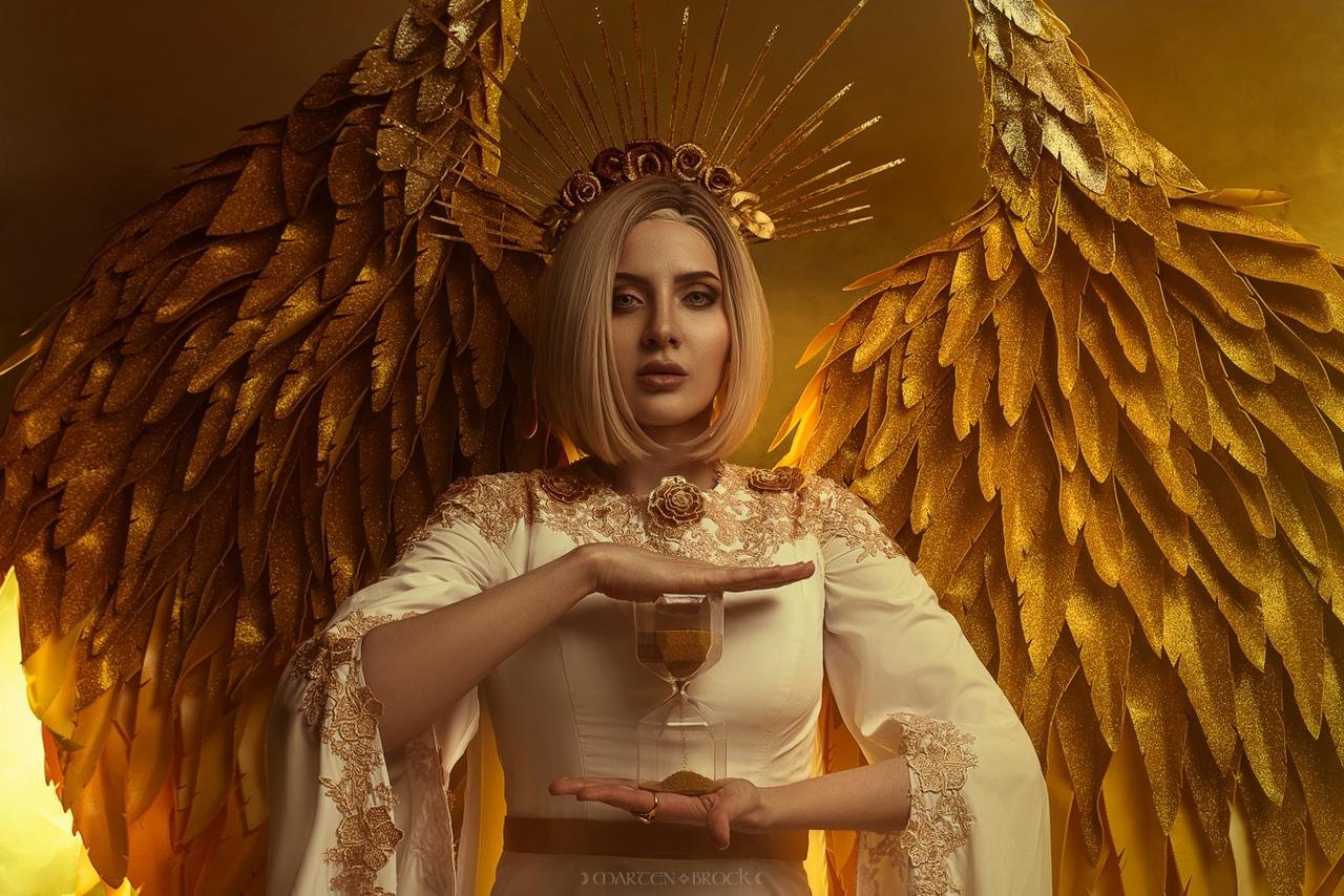 Пятничный косплей: Ангел, Bleach и NieR Replicant