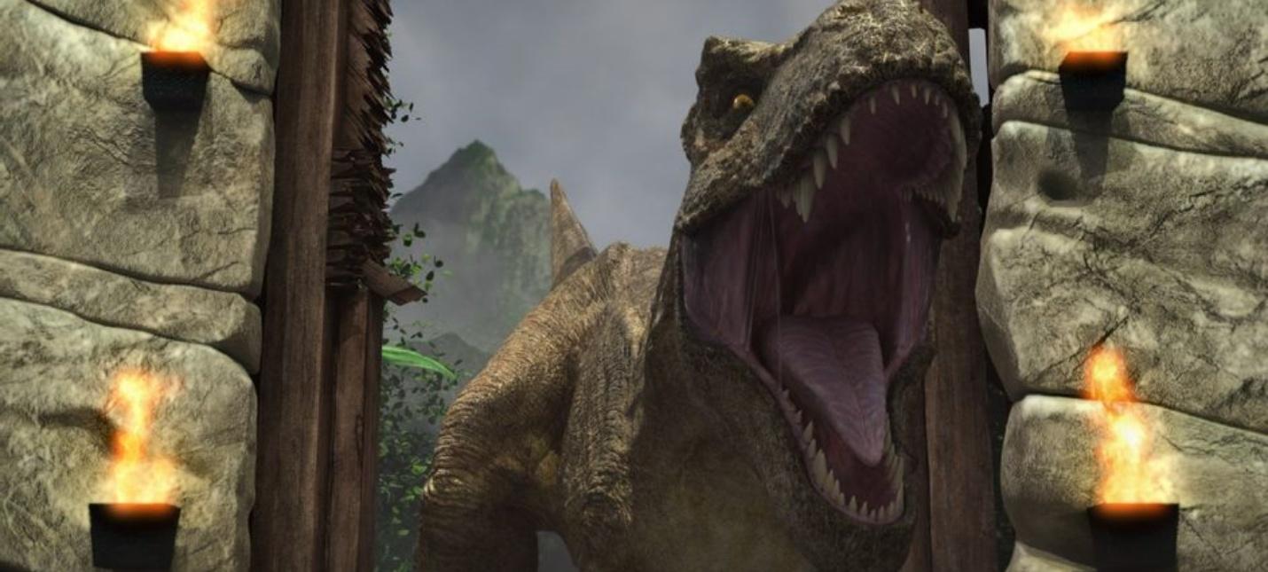 Трейлер третьего сезона мулльтсериала Jurassic World Camp Cretaceous