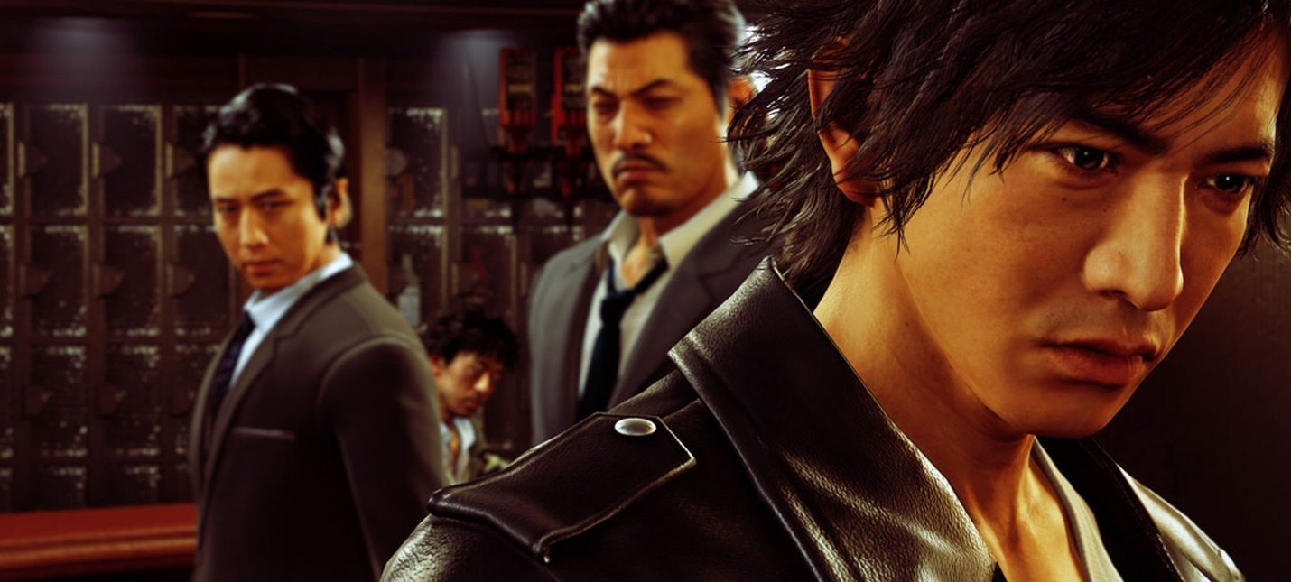 Релизный трейлер ремастера Judgment для PS5 и Xbox Series