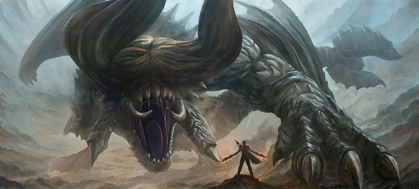 Игрок в одиночку убил босса Diablos в Monster Hunter Rise всего за две минуты