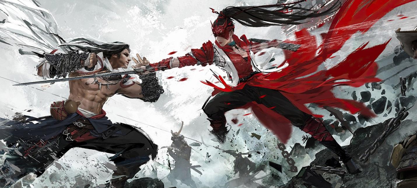 Онлайн бета-теста королевской битвы Naraka: Bladepoint превысил 145 тысяч человек