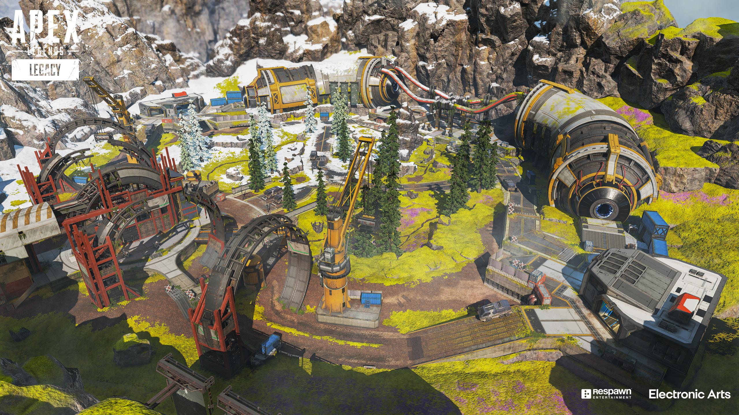 """Геймплейный трейлер и впечатления от сезона """"Наследие"""" в Apex Legends"""