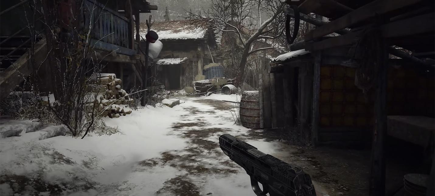 Финальное демо Resident Evil Village будет доступно со 2 по 10 мая