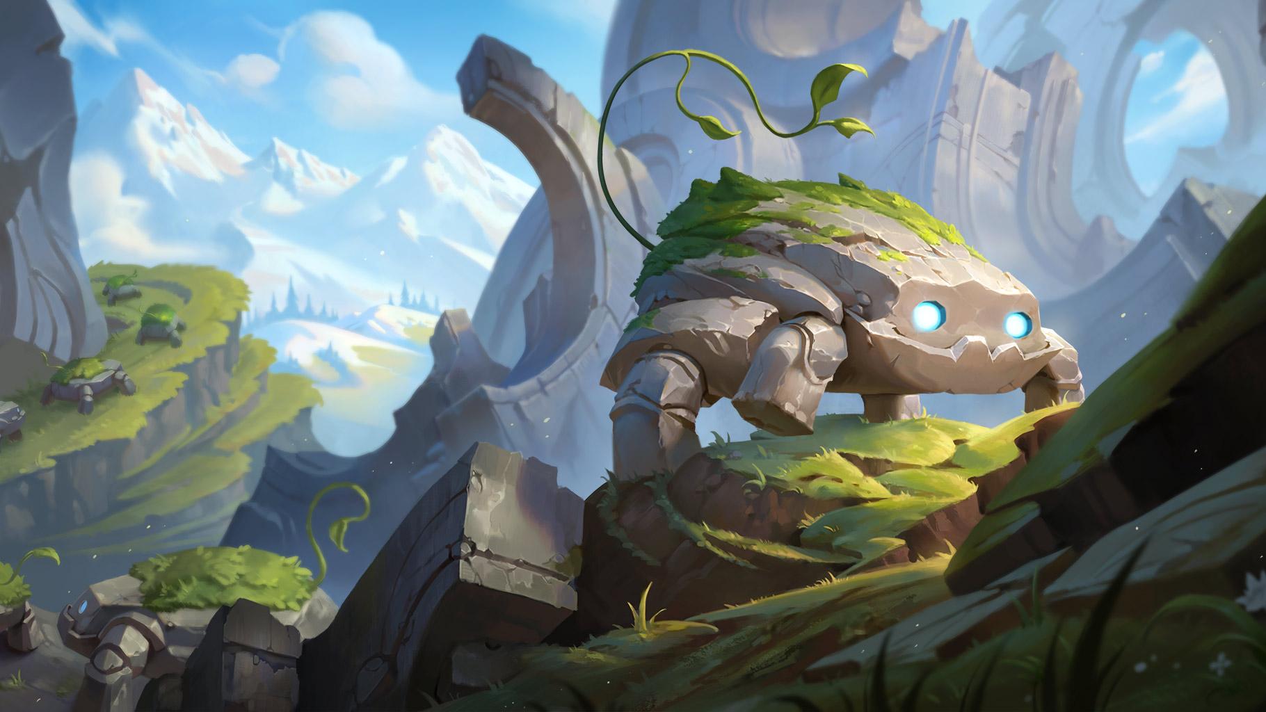 Новое дополнение для Legends of Runeterra выйдет 5 мая