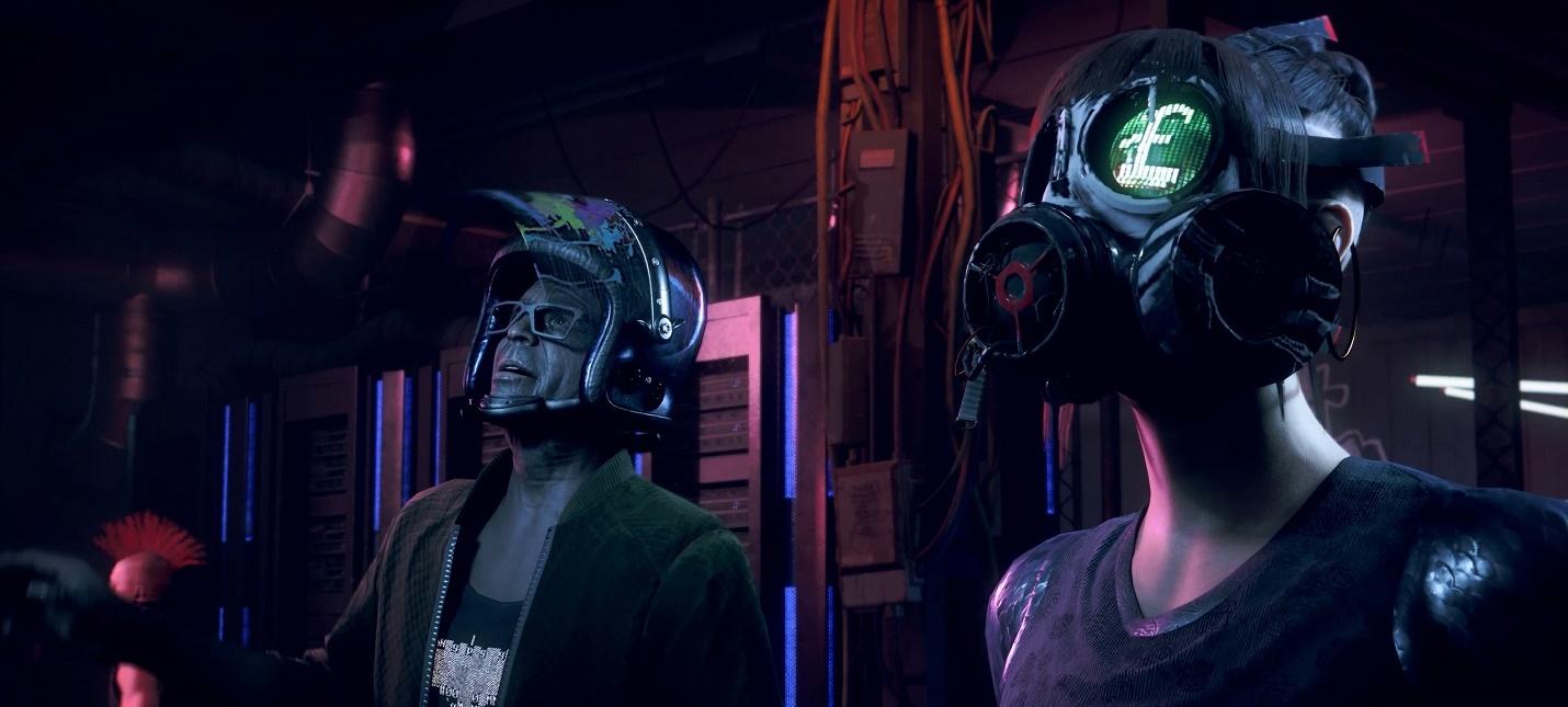 Ubisoft перенесла первую порцию дополнительного контента Watch Dogs Legion на начало мая