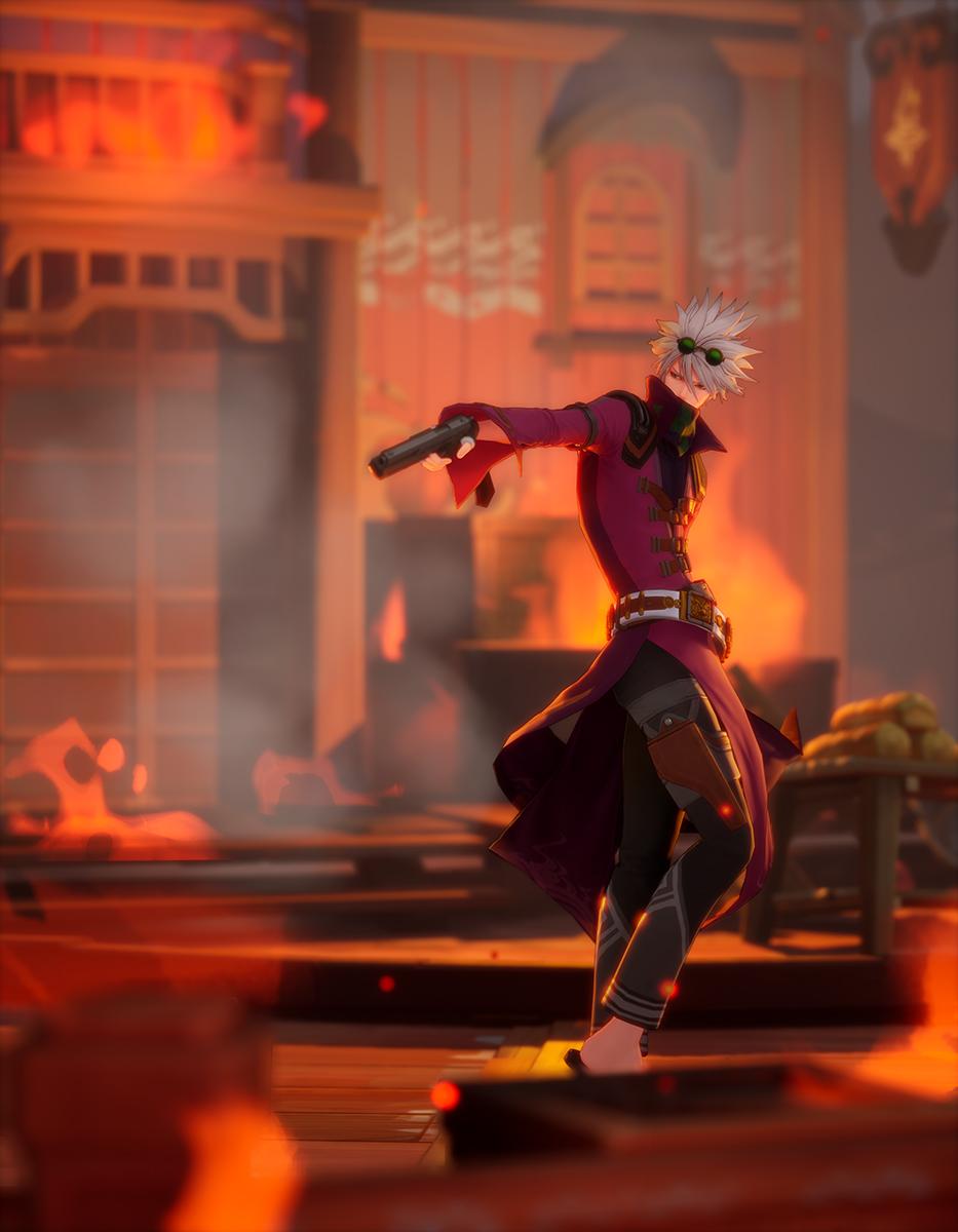 Анонсирована яркая экшен-RPG Dungeon & Fighter: Overkill с видом сбоку
