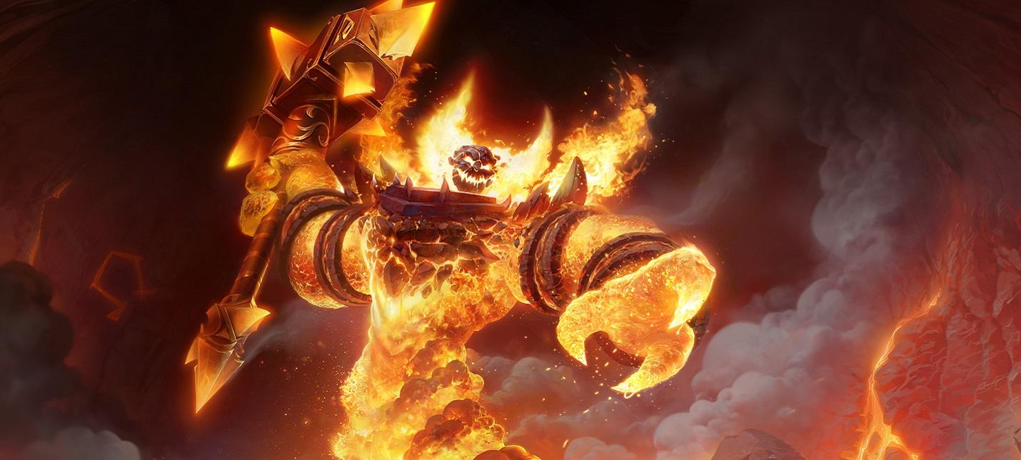 Blizzard забанила все 16 аккаунтов стримера World of Warcraft прямо во время эфира