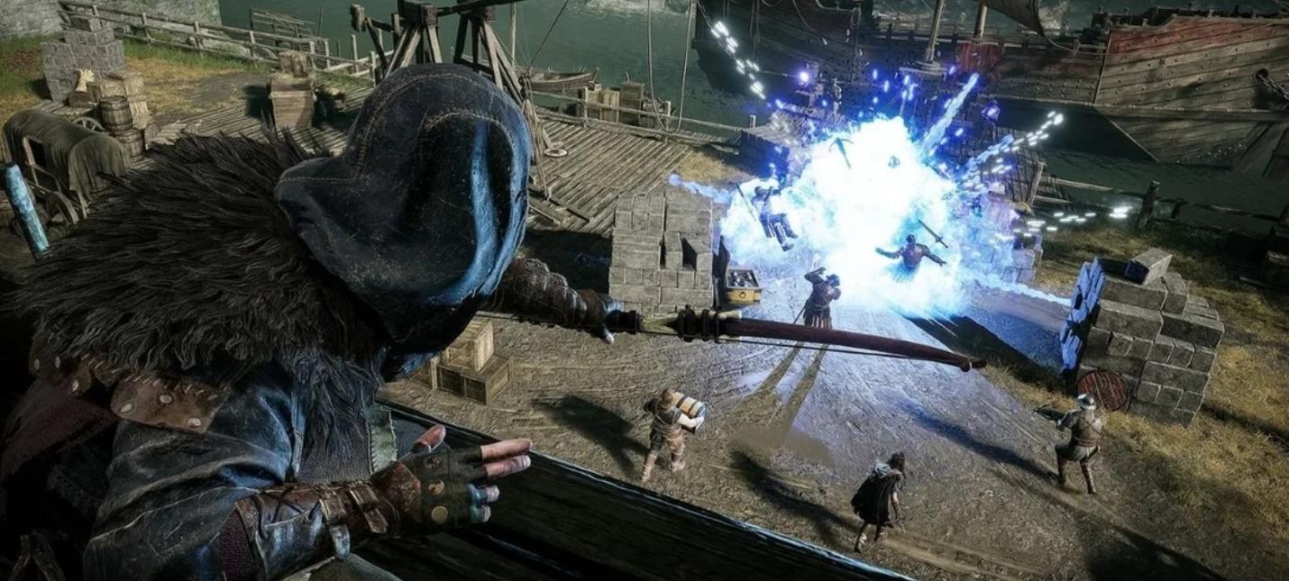 Для Hood: Outlaws & Legends регулярно будут выходить новые режимы, персонажи и карты
