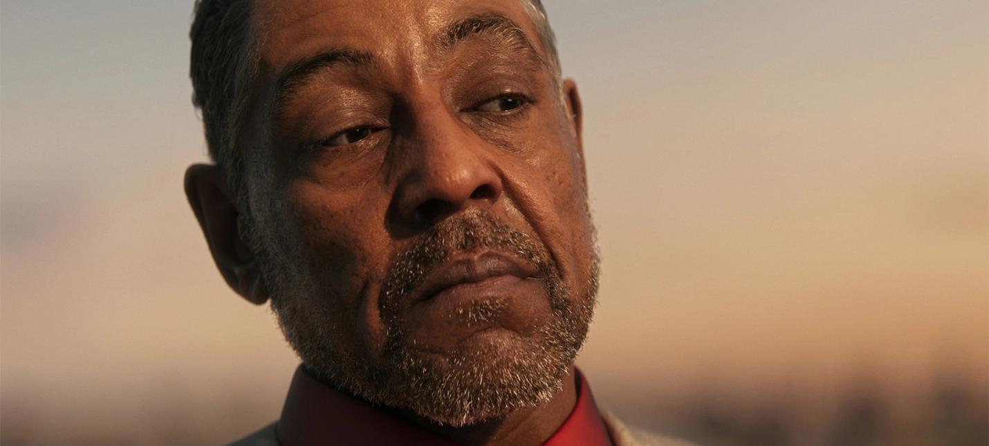Закулисный трейлер Far Cry 6 c захватом движений Джанкарло Эспозито