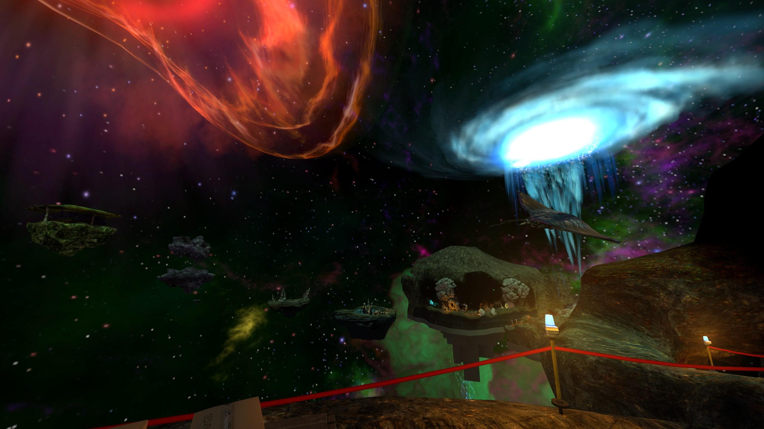 В Black Mesa открыли виртуальный музей из карт главы Xen
