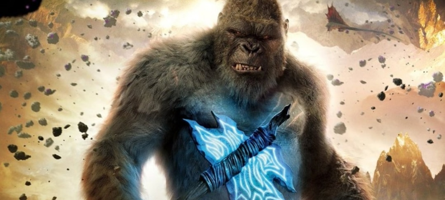 """СМИ: Следующим фильмом франшизы MonsterVerse может стать """"Сын Конга"""""""
