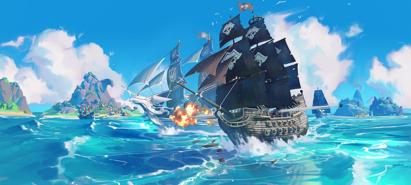 На Xbox One и Nintendo Switch вышла демоверсия пиратского экшена King of Seas