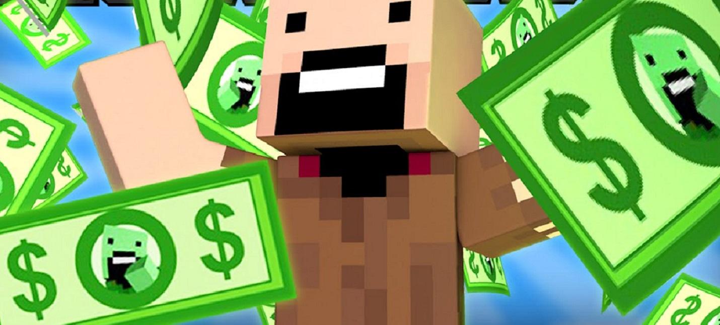 Моды для Minecraft принесли $350 миллионов энтузиастам и Microsoft