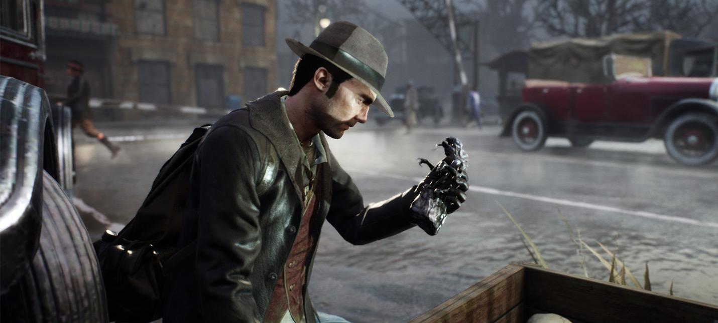 Релизный трейлер The Sinking City для Xbox Series