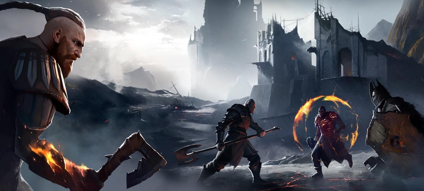Первый трейлер многопользовательской PvP-арены Blood of Heroes