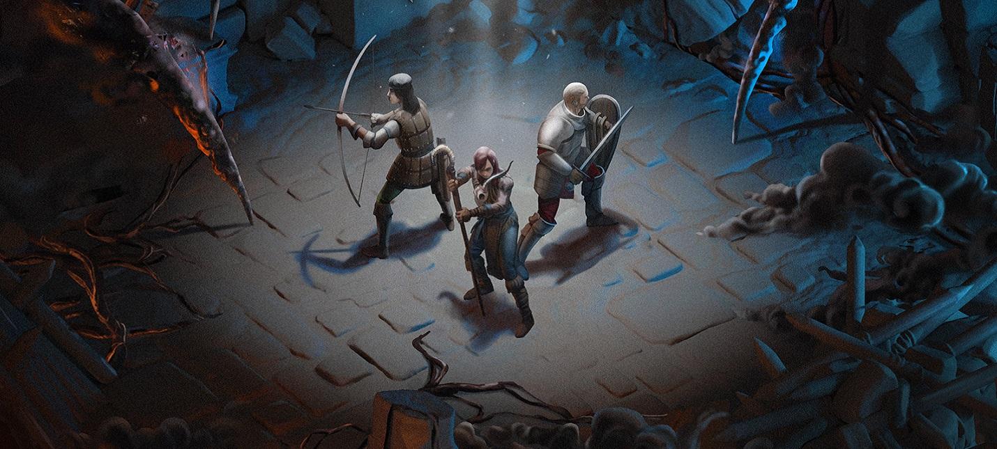 Космический ролевой хоррор The Hand of Merlin про короля Артура выйдет в Steam в мае