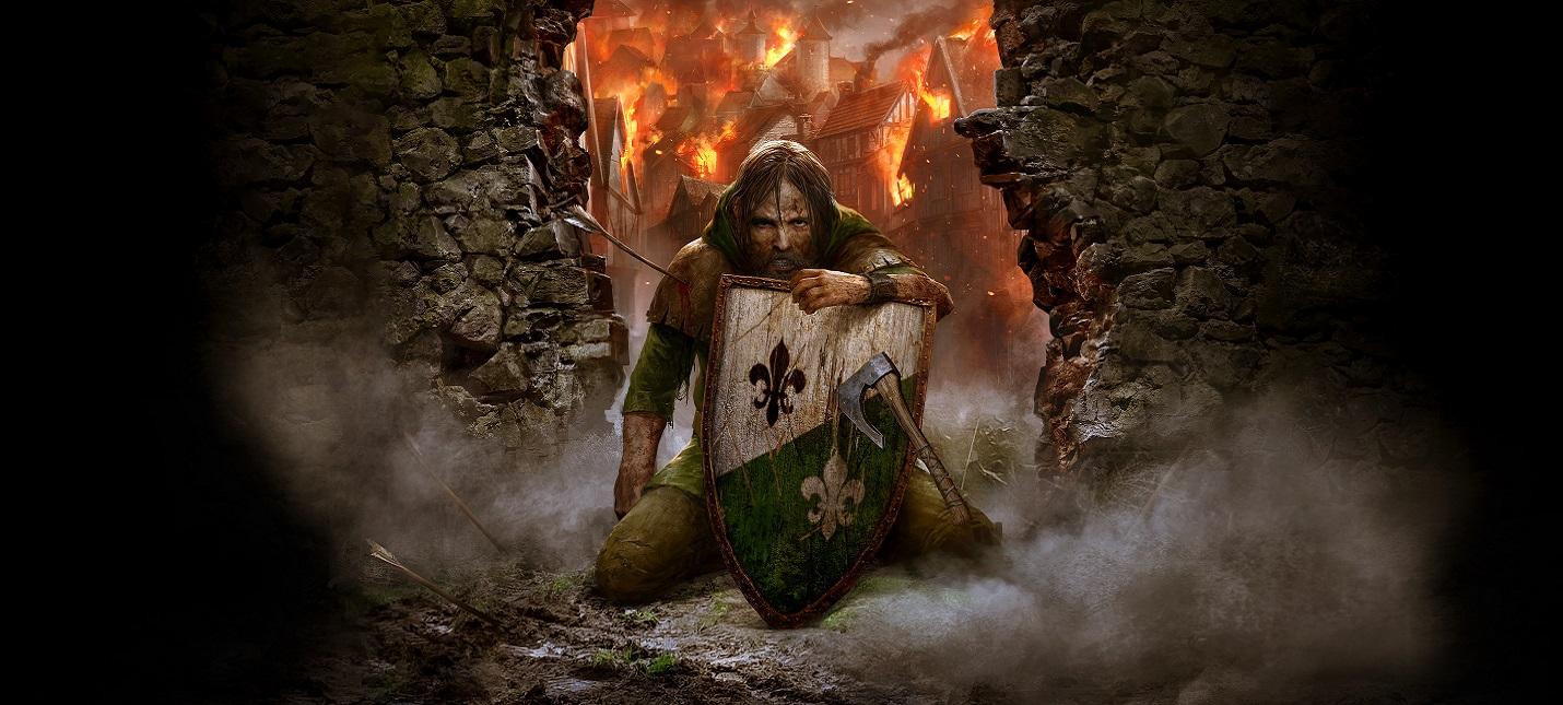 Симулятор выживания во время осады средневекового замка Siege Survival выйдет в мае