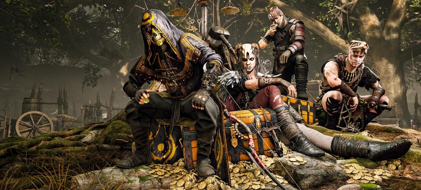 Системные требования Hood: Outlaws & Legends: 20 Гб свободного места и GTX 1060 для ультра