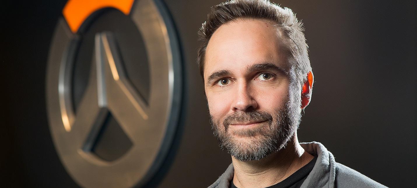 Геймдиректор Overwatch 2 Аарон Келлер Я не Джефф Каплан, так что все будет немного иначе