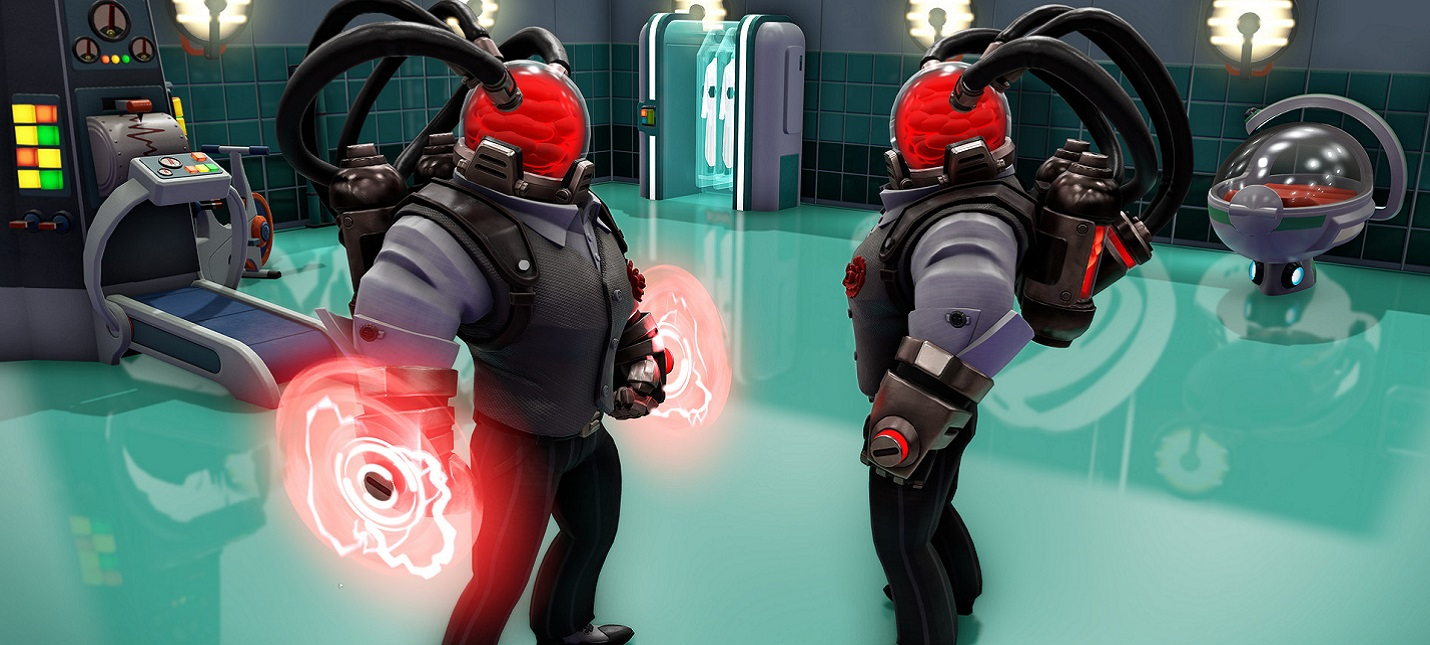 В первом дополнении к Evil Genius 2 добавили нового подручного