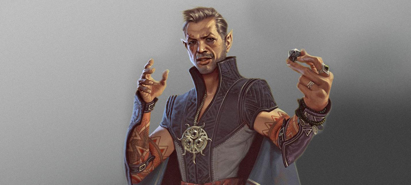 Джефф Голдблюм станет эльфом в подкасте Dungeons amp Dragons