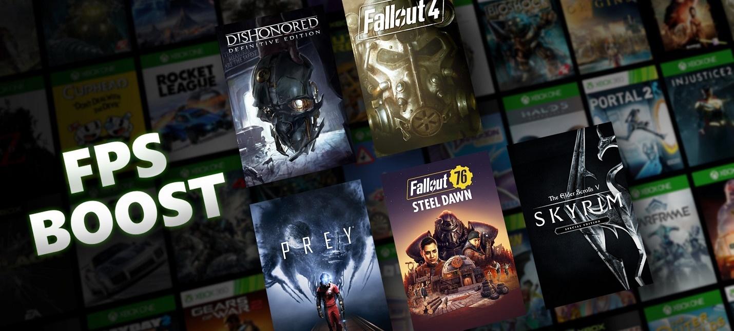 СМИ Свыше 50 тайтлов скоро получат поддержку технологии FPS Boost на консолях Xbox Series