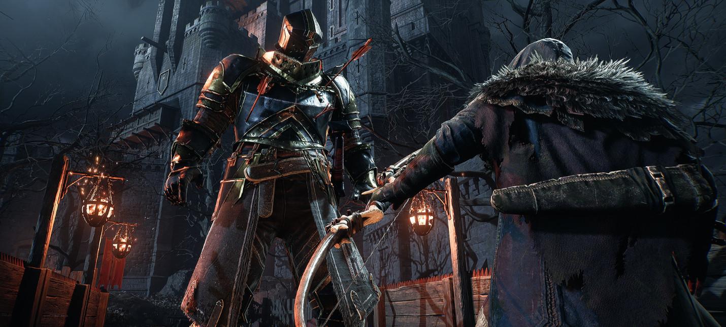 Восемь минут геймплея Hood Outlaws amp Legends с комментариями разработчиков